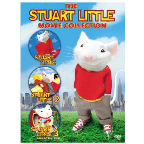The Stuart Little Movie Collection: Stuart Little / Stuart Little 2 / Stuart Little 3: Call Of The Wild (Full Frame, Widescreen)