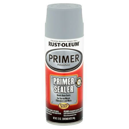 Rust-Oleum 249321 Automotive 12-Ounce Primer Sealer Spray Paint,