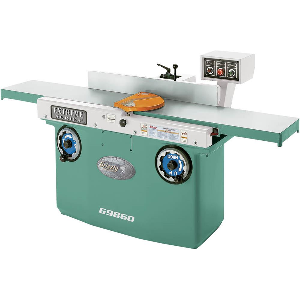 "Grizzly G9860 The Ultimate 12"" Jointer by"