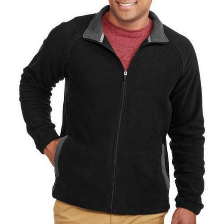 73821ffe496b Starter - Starter Men s Full Zip Fleece - Walmart.com