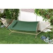 """BLISS Hammock Quilted w\pillow poly with """"S"""" stitch"""
