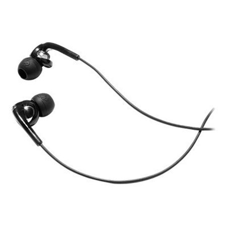 Skullcandy 2011 FIX - Headset - in-ear - wired - noise isolating - black, chrome - for Apple iPad 1; 2; iPhone 3G, 3GS, 4; iPod classic; iPod nano; iPod shuffle; iPod touch Skullcandy Silver Headphone