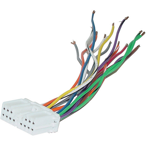 SCOSCHE MI02RB- 1991-up Mitsubishi Power/Speaker Wire Harness / Connector for Car Radio / Stereo Installation