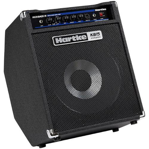 Hartke Kickback KB15 500-watt Bass Combo Amplifier