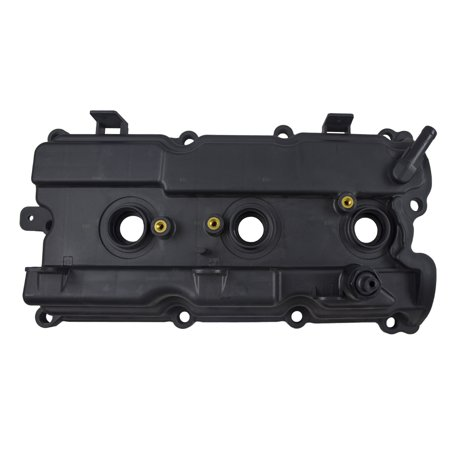 Passengers Front Engine Valve Cover w/ Gasket Kit Replacement for Infiniti I35 Nissan Altima Maxima Murano Quest (2003 Nissan Maxima Valve Cover Gasket Replacement)