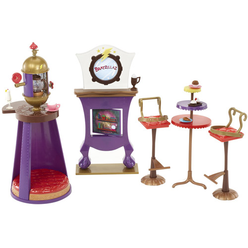Bratzillaz Cafe Zap Play Set