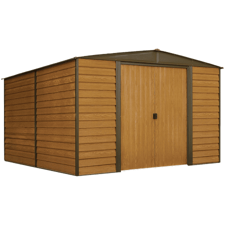 ARROW SHEDS WR1012 WOODRIDGE SHED 10FT X 12FT