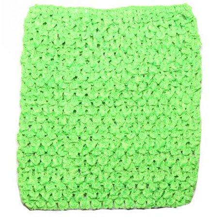 Wholesale Princess Wholesale Princess 6 Crochet Tutu Top Lime