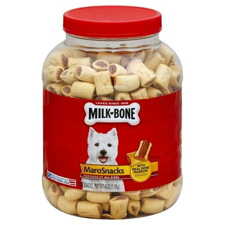 Milk-Bone MaroSnacks Dog Snacks, Small, 40-Ounce (Best Dog Treats For Small Dogs)