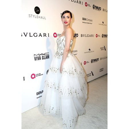 Sofia Carson At Arrivals For 2017 Elton John Aids Foundation Academy Awards Viewing Party West Hollywood Park Los Angeles Ca February 26 2017 Photo By Priscilla GrantEverett Collection Celebrity - West Hollywood Halloween Parties 2017
