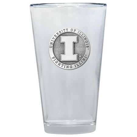 (Illinois Fighting Illini Pint Glass)