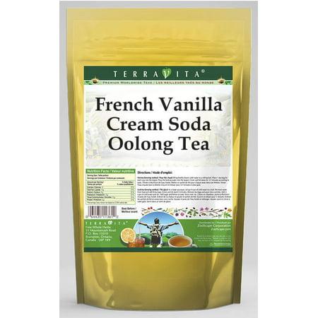 Cream Vanilla Tea (French Vanilla Cream Soda Oolong Tea (25 tea bags, ZIN: 536804))