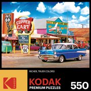 Kodak 550 Piece Jigsaw Puzzle - Route 66 AZ