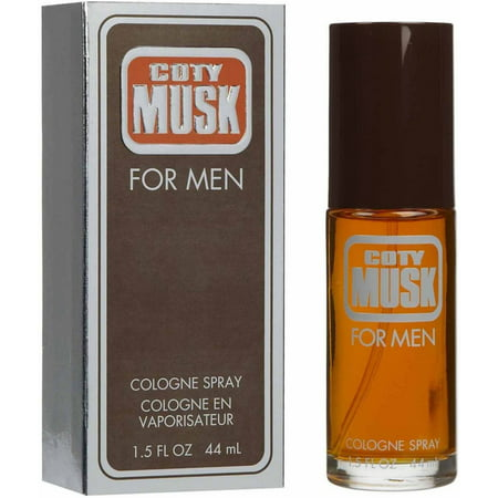 Coty Musk Cologne Spray For Men 1.50 oz ()