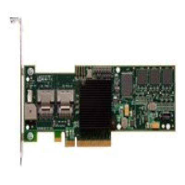 Sas 8708EM2 Megaraid Kit 8PORT 3GB Sata Pcie 256MB