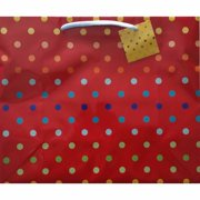Berwick Offray Vogue Red Ombre Dots Gift Bag
