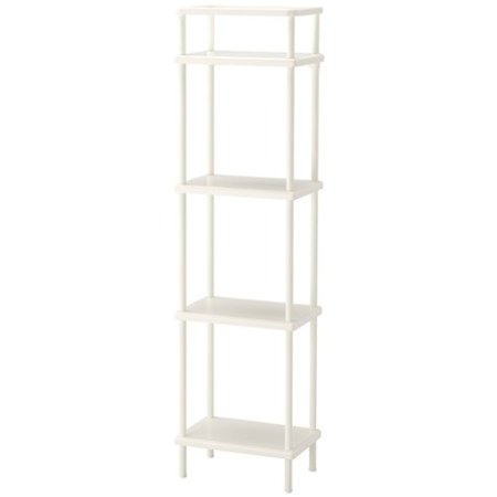 Ikea Shelf unit, white 8205.261111.306