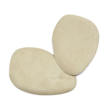 2pcs Silicone Gel Forefoot Insole Metatarsal Pads Women High Heel Cushions