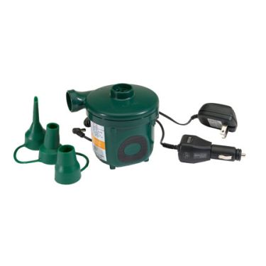 Dual Rechargeable Electric Air Pump by