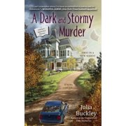 A Dark and Stormy Murder - eBook