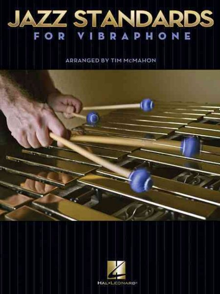 Jazz Standards for Vibraphone by