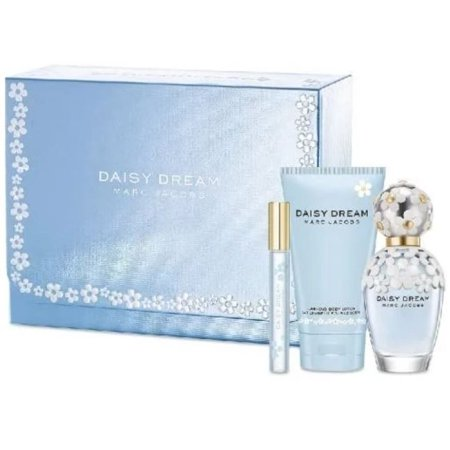 ff6db54415f3 Marc Jacobs Daisy Dream 3 Piece Perfume Gift set for women - Walmart.com