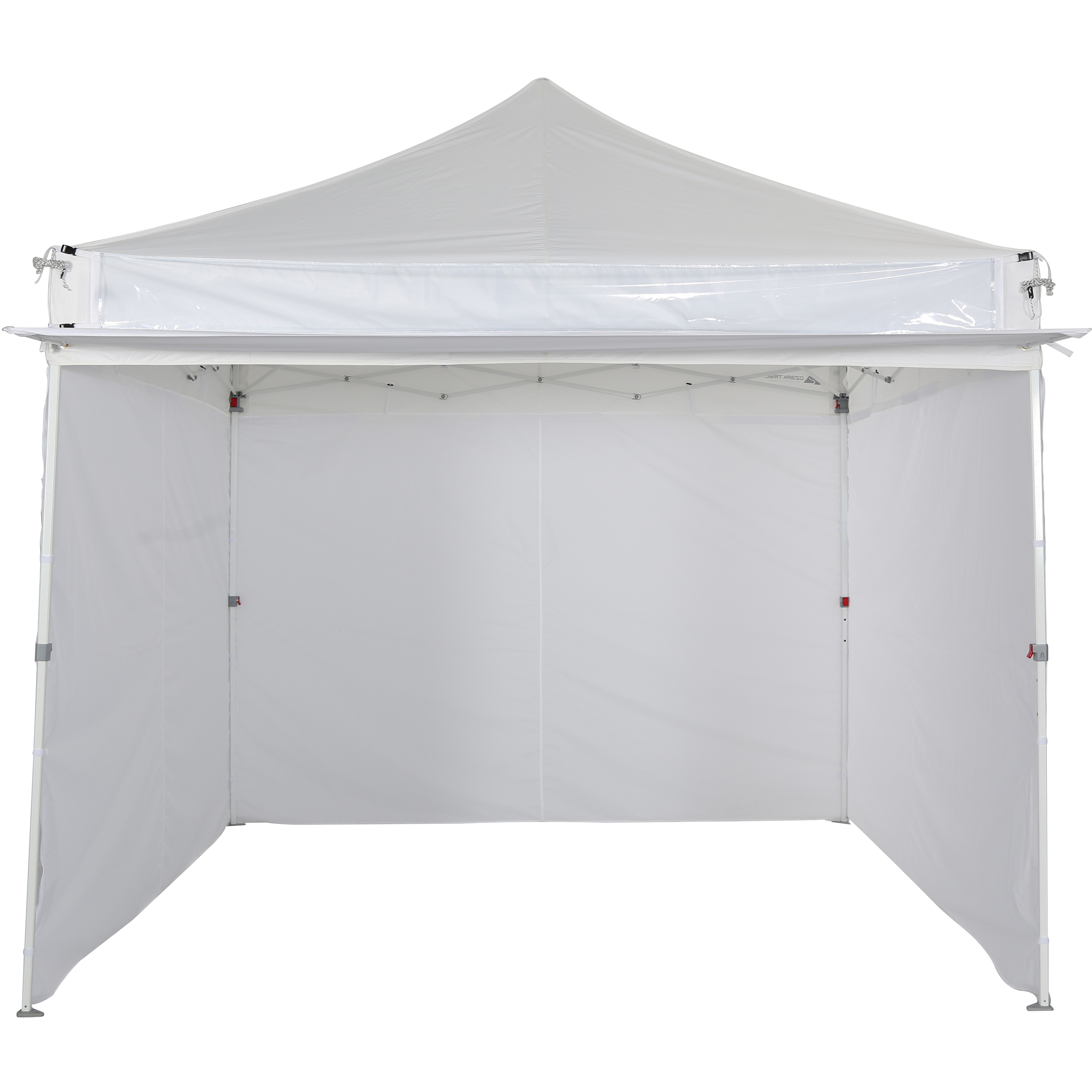 Ozark Trail 10' x 10' Commercial Canopy with 4 Side Walls