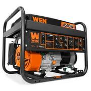 WEN 4500-Watt 212cc Transfer Switch and RV-Ready Portable Generator, CARB Compliant