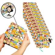 Innovative Designs Disney Tsum Tsum Diary Journal With Lock And Key Secret Notebook For Kids Girls Boys