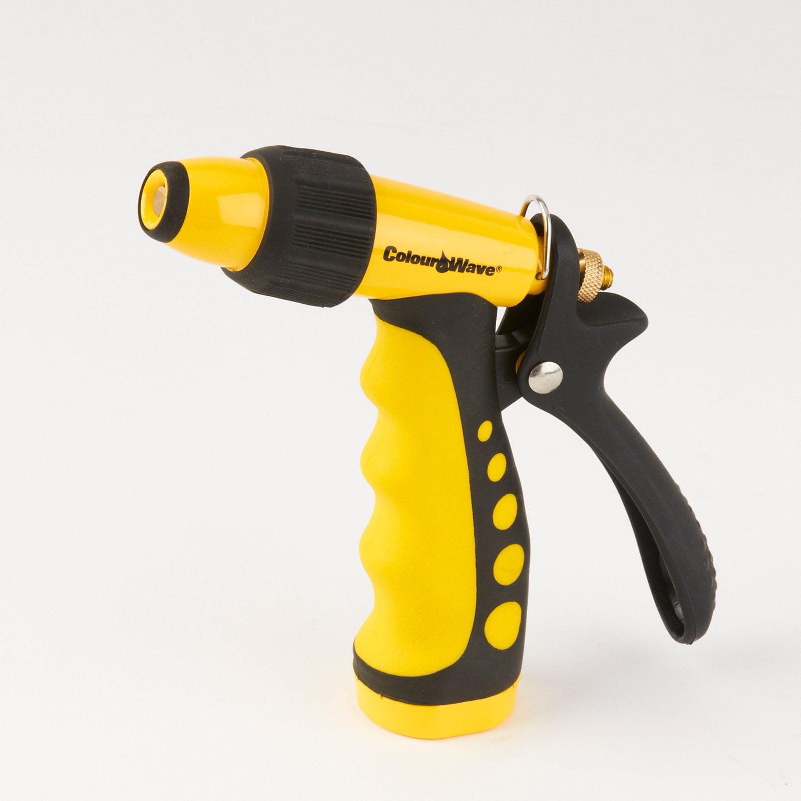ColourWave Adjustable Tip Aqua Hose Nozzle