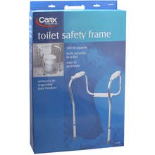 Carex Toilet Safety Frame B35800