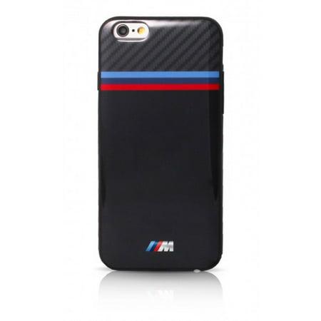wholesale dealer 1a530 3770d BMW BMHCP6LMSTCA Official BMW iPhone 6/6S Plus 5.5 Inch Carbon Fiber  (BMHCP6LMSTCA) Case-Black