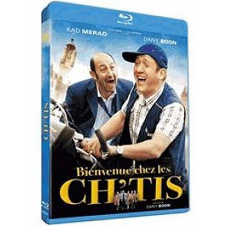 Welcome to the Sticks (2008) ( Bienvenue chez les Ch'tis ) ( Welcome to the Land of Shtis ) [ NON-USA FORMAT, Blu-Ray, Reg.B Import - France