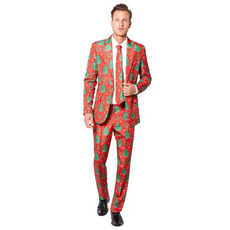 adult christmas tree suitmeister suit costume