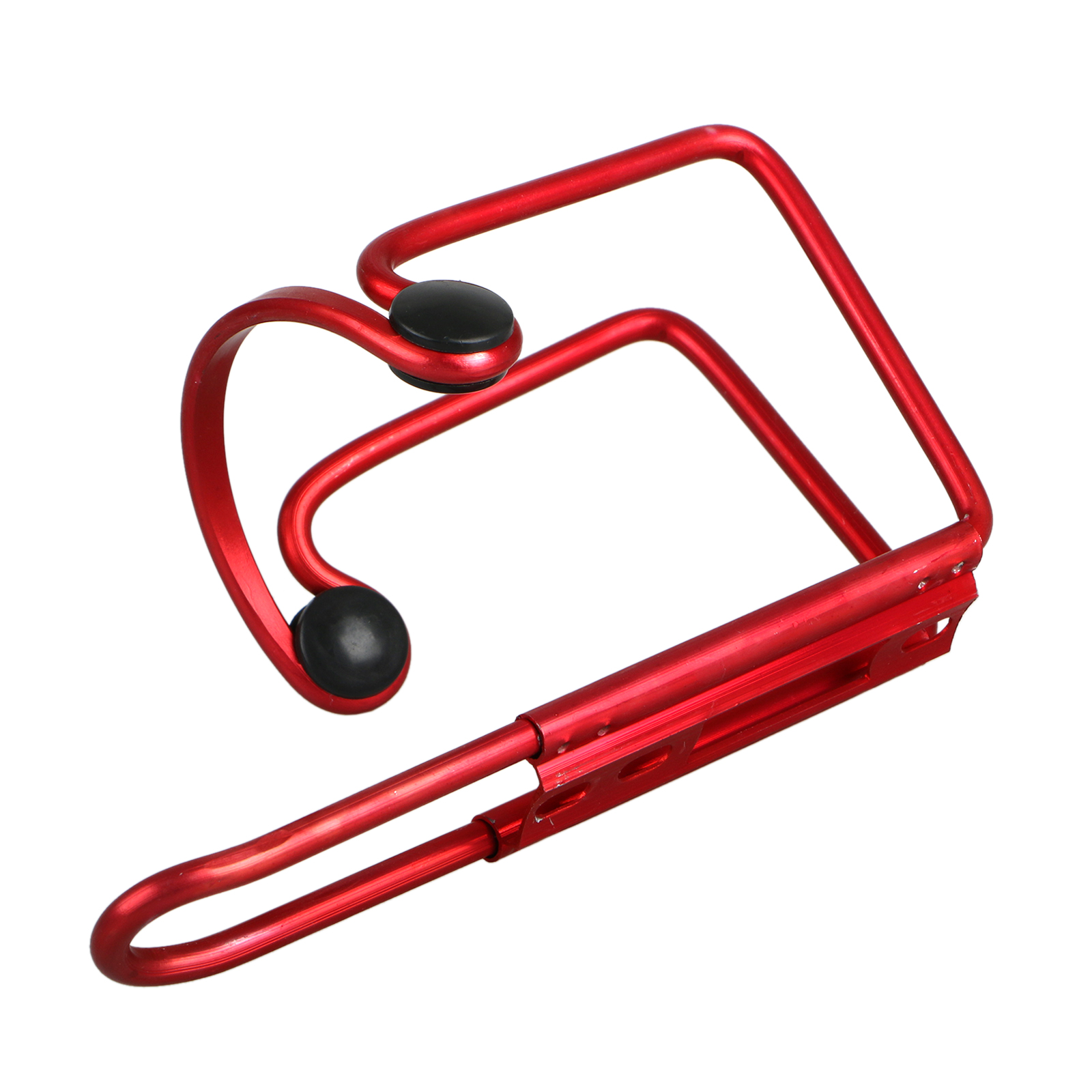 TSV Aluminum Alloy Bike Bicycle Cycling Drink Water Bottle Rack Holder Cages Bracket