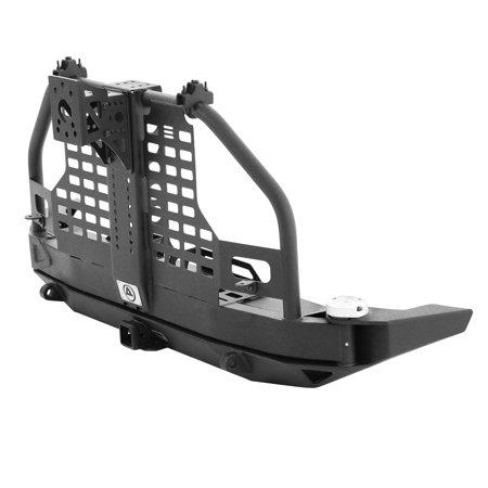 Smittybilt 76896-02 XRC Series Spare Tire Carrier - image 2 de 2