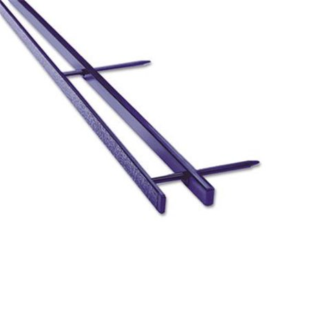VeloBind Reclosable Spines- 200 Sheet Capacity- Blue- 25/Pack - image 1 de 1