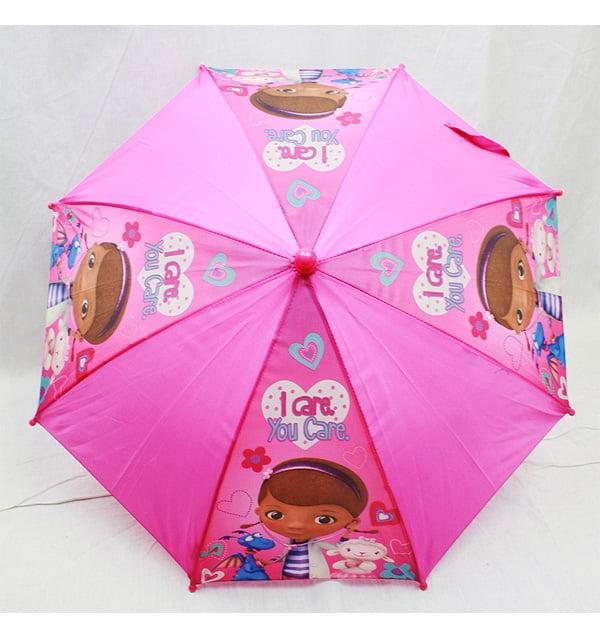 Umbrella - Disney - Doc McStuffins - New Gift Toys Kids Girls Licensed a03206