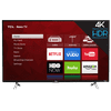 TCL 43  Class 4K (2160P) Roku Smart LED TV (43S405) The S-Series 4K TCL Roku TV delivers stunning Ultra HD picture quality with four times the resolution of Full HD for enhanced clarity and detail, as well as the most streaming channels of any 4K TV. High dynamic range (HDR) technology delivers bright and accurate colors for a lifelike viewing experience. In addition, your favorite HD shows, movies, and sporting events are upscaled to near Ultra HD resolution with 4K Upscaling. The simple, intuitive interface allows seamless access to over 450,000 streaming movies and TV episodes, your cable box, Blu-ray player, gaming console, and other devices without flipping through inputs or complicated menus.