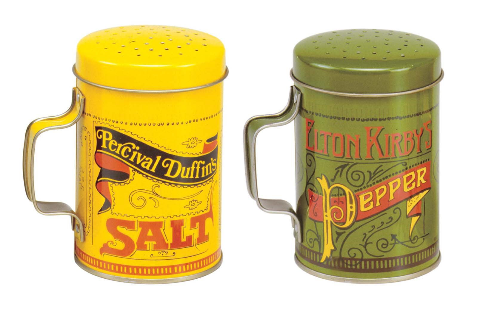 Norpro Nostalgic Salt & Pepper Shaker Set by Norpro