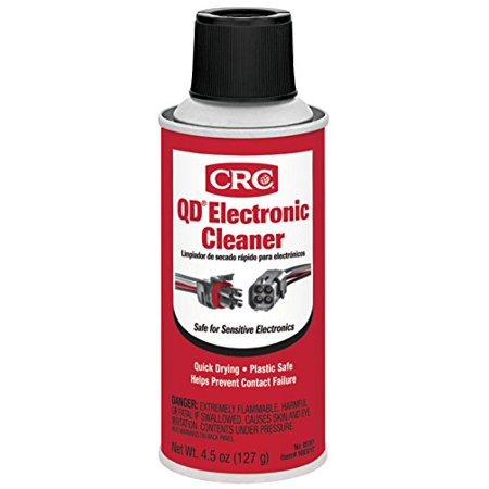 CRC 05101 QD Electronic Cleaner - 4.5 Wt (Electronic Contact Cleaner)