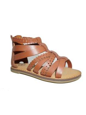 6b1a10292e77 Product Image Wonder Nation Toddler Girls  Gladiator Sandal