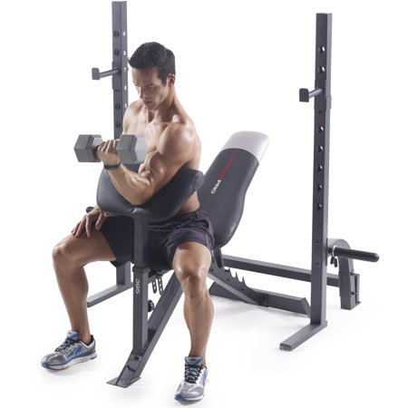 Weider Pro 395 Olympic Bench