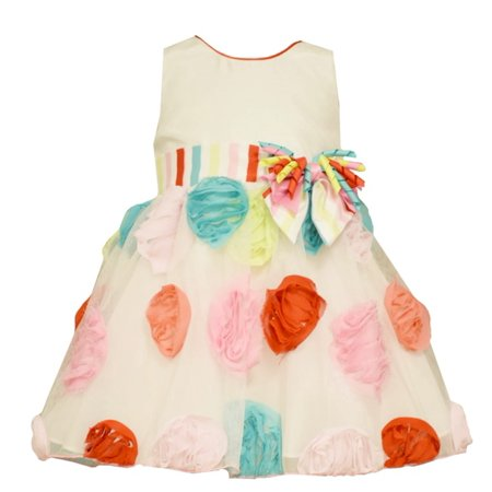 Bonnie Jean Baby Girls Birthday Dress 18 months