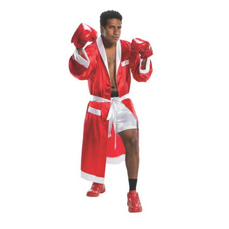 Halloween Boxing Champion Adult Costume