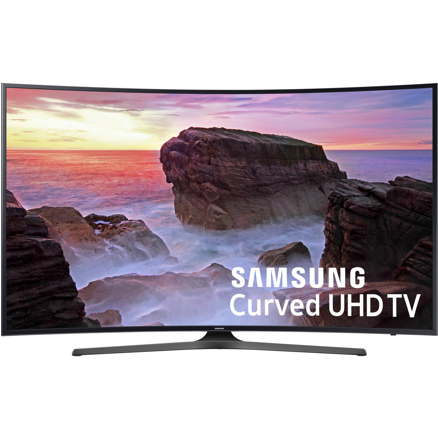 "Samsung 65"" Class Curved 4K (2160P) Smart LED TV (UN65MU6500FXZA)"