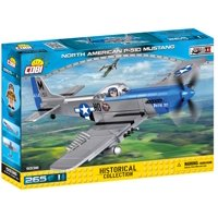 COBI Small Army - Historical Collection - North American P-51D Mustang Plane