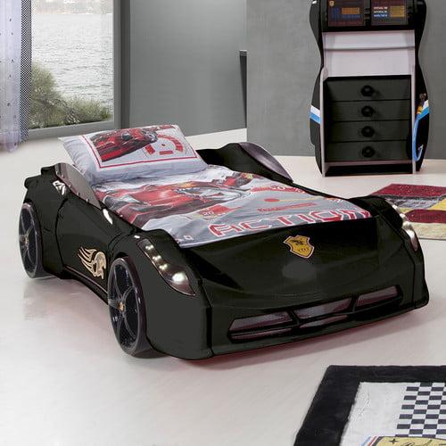 Zoomie Kids Titi Twin Car Bed Walmart Com