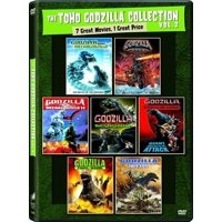 The Toho Godzilla Collection: Volume 2 (DVD)