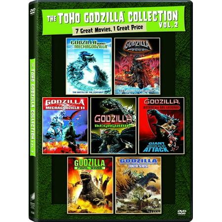 The Toho Godzilla Collection  Volume 2